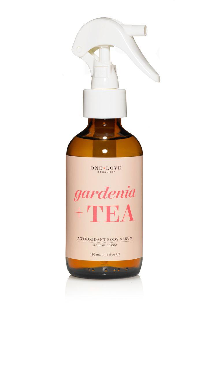 One Love Organics, Gardenia + Tea Antioxidant Body Serum - Brooklyn Groove