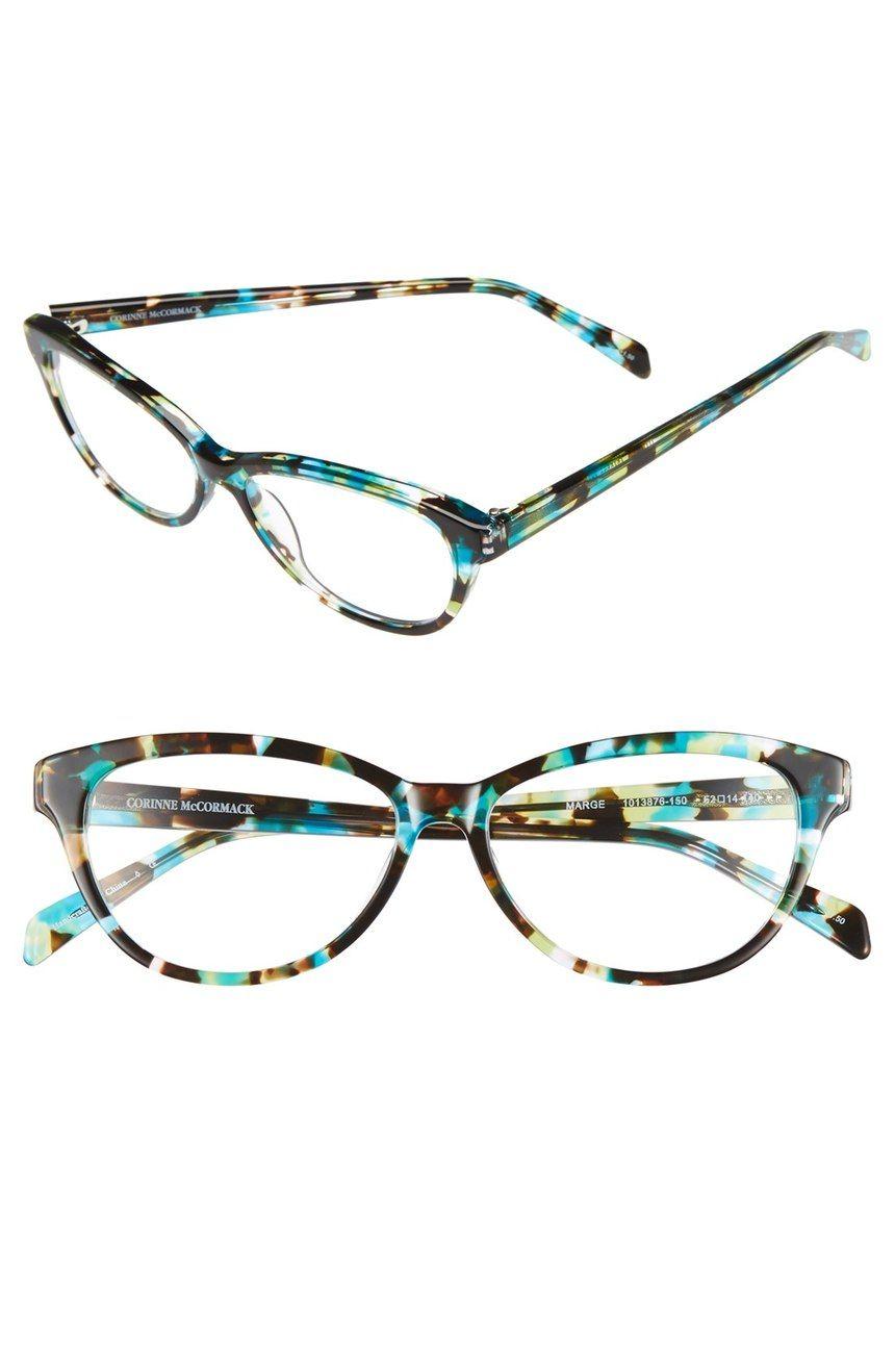a7016c81999 Turquoise   Tortoiseshell Marge Reading Glasses