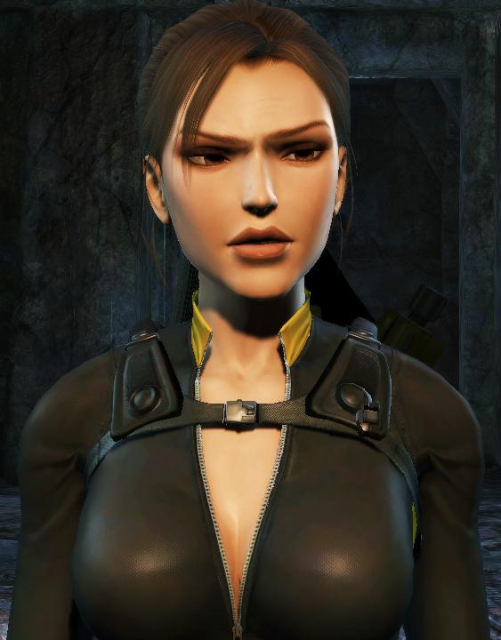 Images Tomb Raider Underworld Pistols Lara Croft Girls 3D