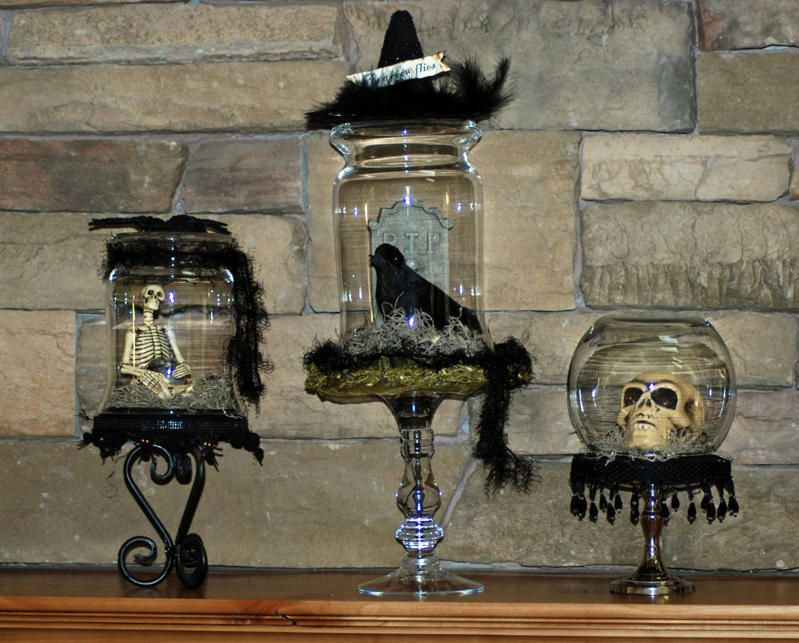 halloween home decorations - Google Search Halloween Pinterest - halloween decorations at home