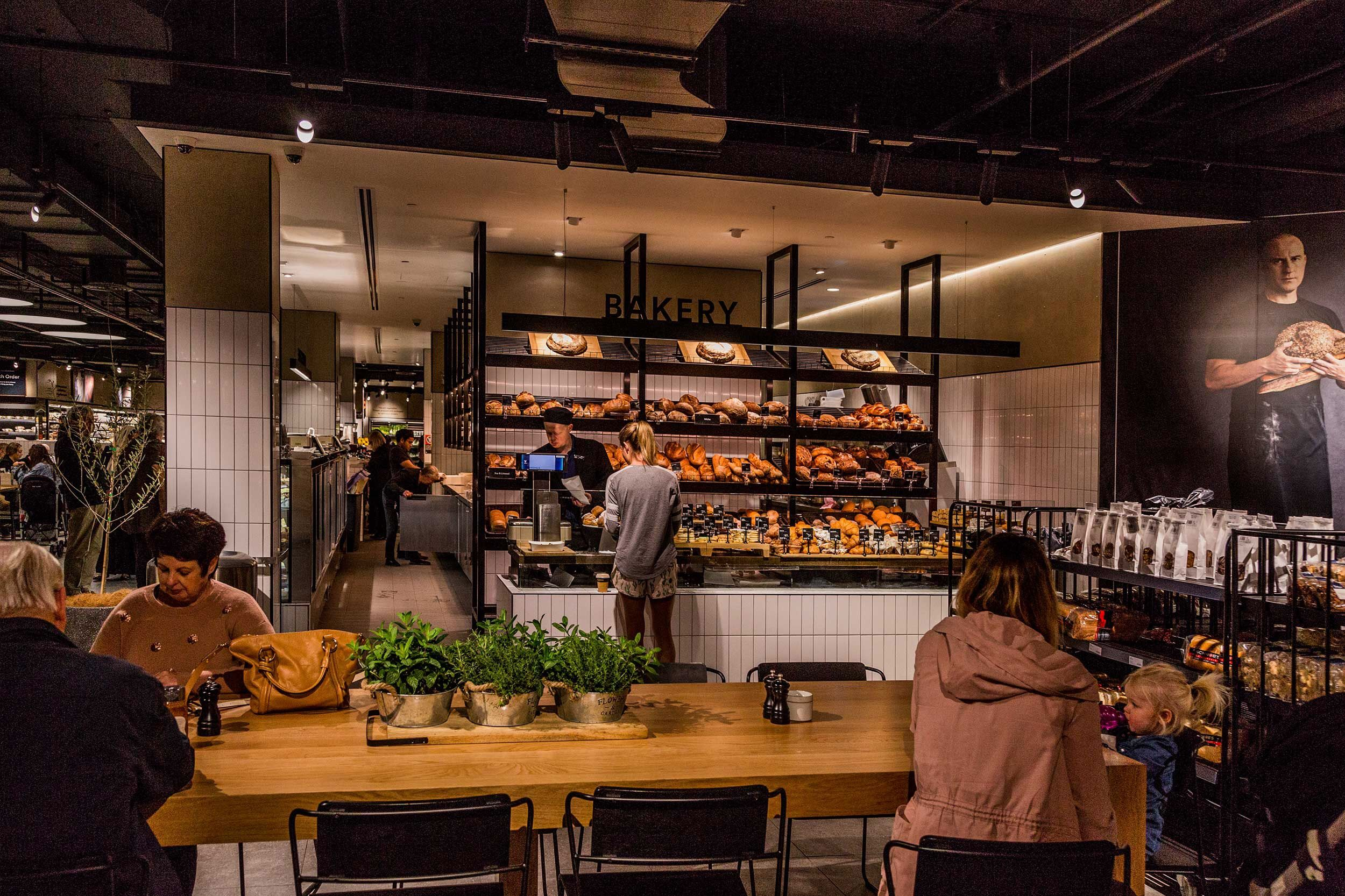 Pin by Alex zhang on Commercial Space Food hall, David