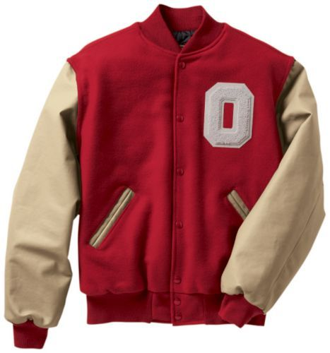 Holloway Custom Varsity Jackets | jacket | Custom varsity