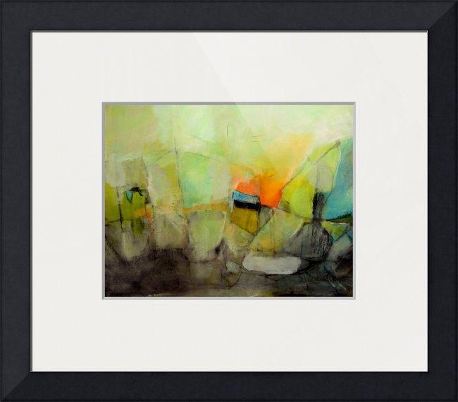 Mistified by leyla murr leeds original painting by leyla murr abstract · fine art printswall art printscanvas