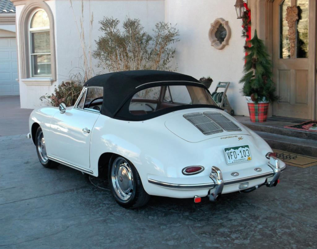 Restored 1964 Porsche 356SC Cabriolet | Auto/Moto | Pinterest ...