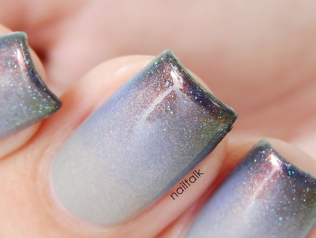 Nail Vinyls Swallow - Nail Art - nailtalk.nl | Nail polish | Pinterest