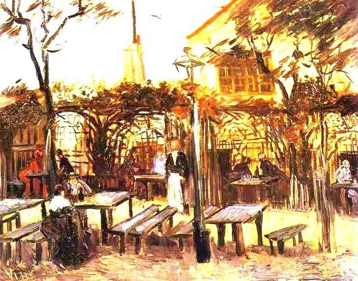 Vincent Van Gogh, 00001268-Z