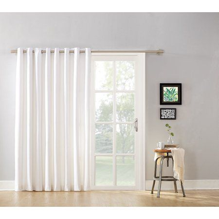 Home With Images Door Coverings Glass Door Curtains Sliding