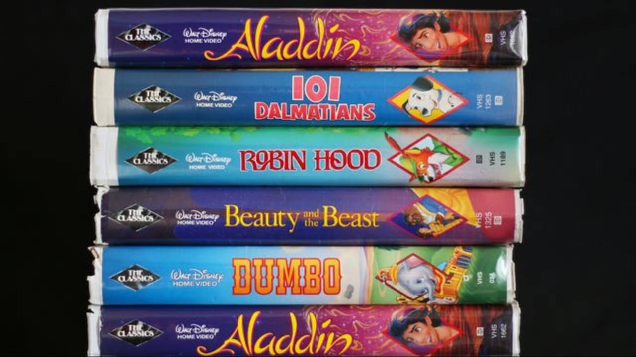 Metevia Disney Vhs Jpg Disney Vhs Tapes Old Disney Vhs Tapes