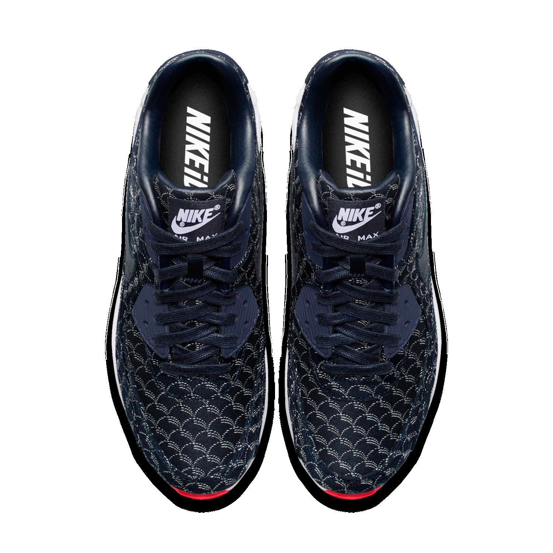 new arrival bd68f 6956c ... Nike Air Max 90 Premium iD Shoe.