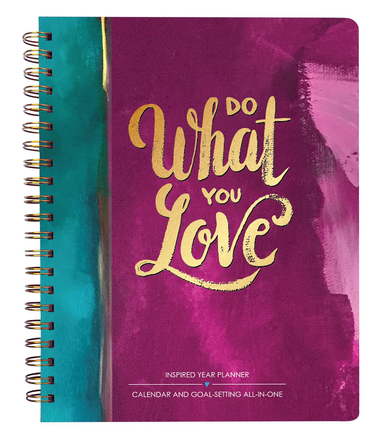 Inspired Year Planner Softcover
