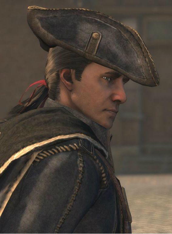 Haytham Kenway - Assassin's Creed 3
