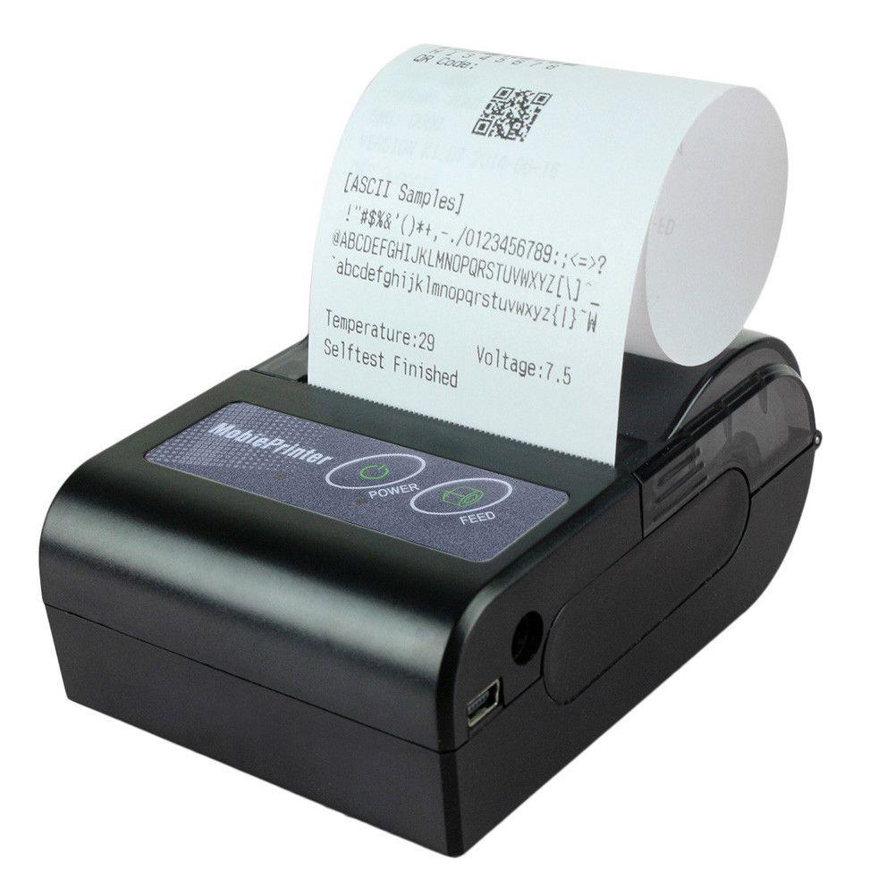 YOKO 58HB-2 Mini Wireless Bluetooth Android Portable Mobile Thermal
