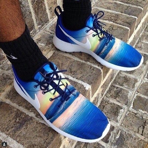 Nike Roshes Personnalisés À Vendre