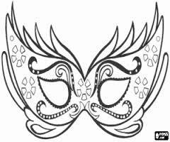Afbeeldingsresultaat Voor Maskers Carnaval Mardi Gras Mask Template Masquerade Ball