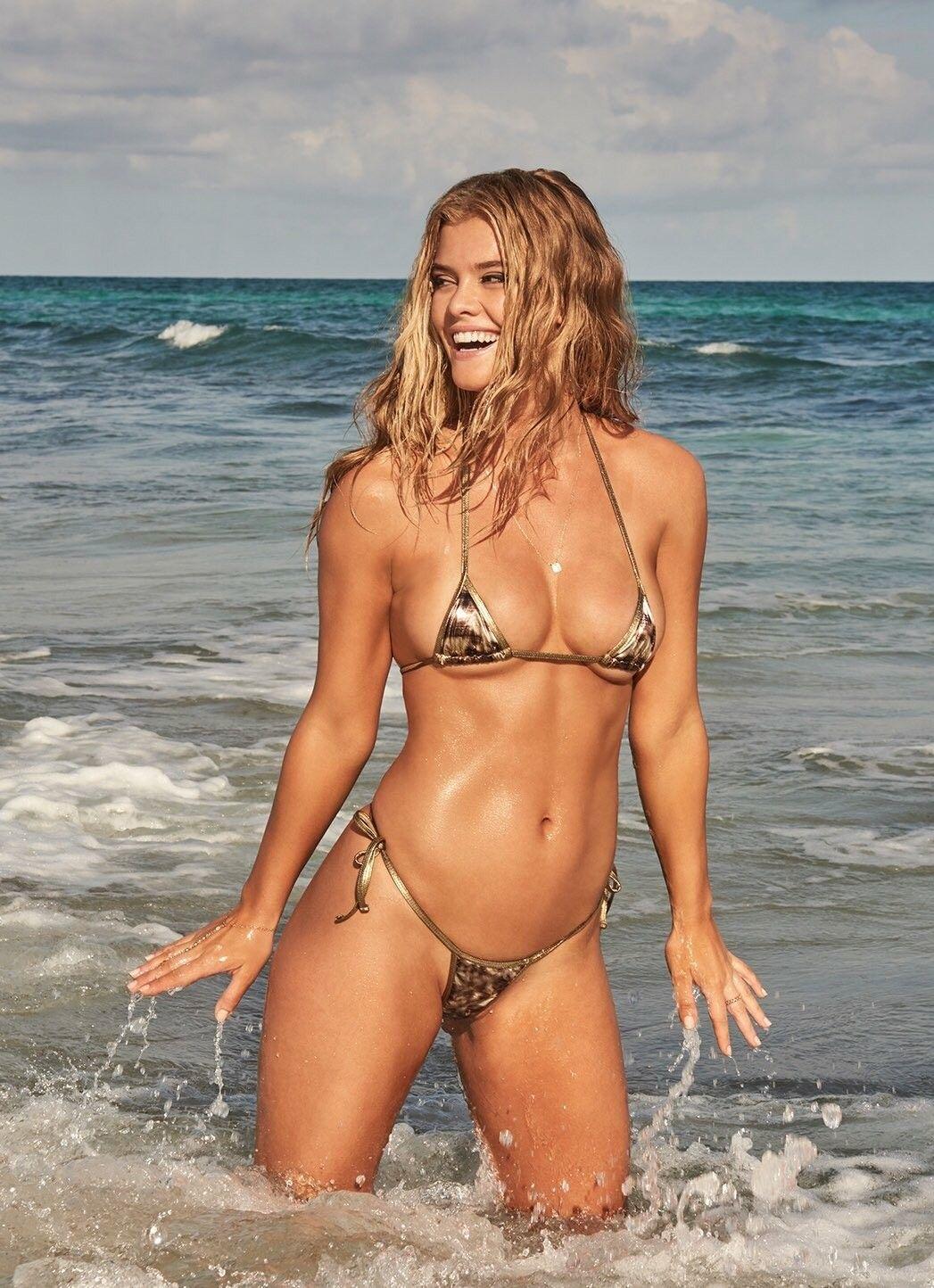 Stunning! Nina Agdal hits 2017 Sports Illustrated Swimsuit