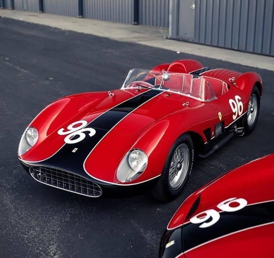 Ferrari 500 TRC/57 Scaglietti Spyder 0662MDTR Classic