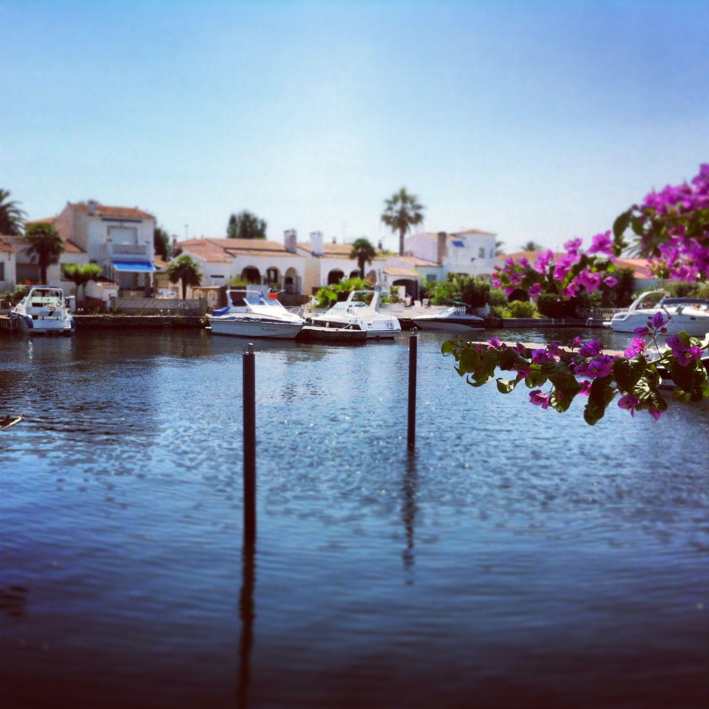 #Spain #empuriabrava #boat #sea   Empuriabrava