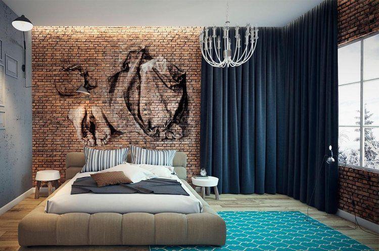 Elegant Wandbemalung Ideen Verleihen Individuellen Touch Und Charakter Im  Kinderzimmer, Schlafzimmer Und Warum Nicht Im Wohnbereich. Lassen Sie Sich  Inspirieren!