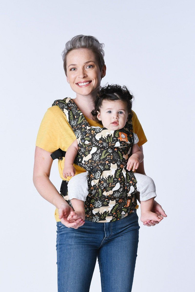 Fox Tail - Tula Explore Baby Carrier - Baby Tula  Amidst the
