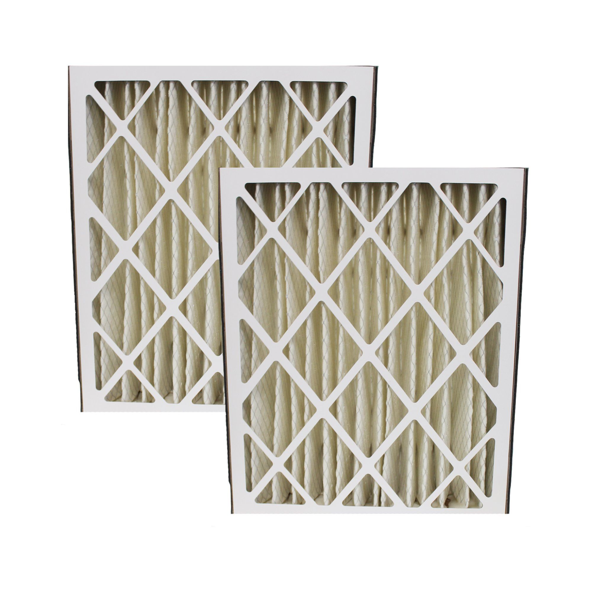 Replacement 20x25x5 MERV8 Furnace HVAC Filter, Fits