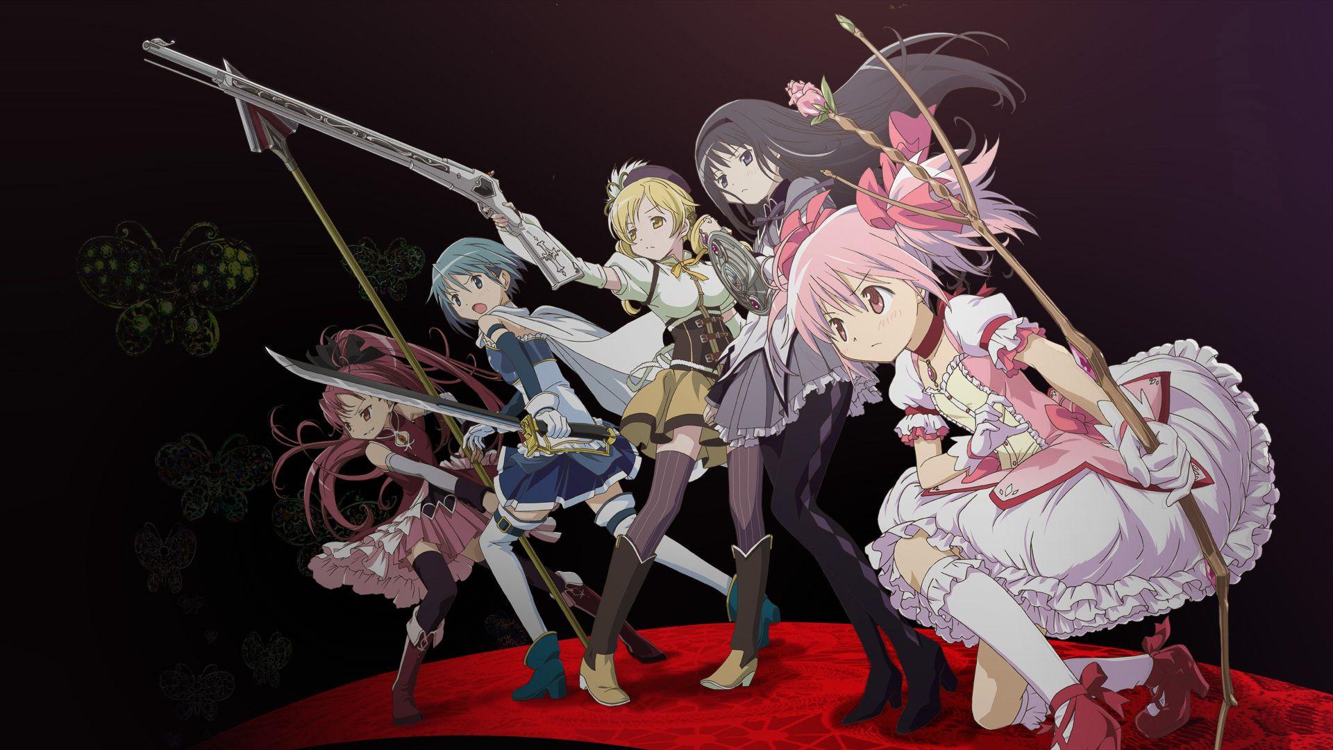 Puella Magi Madoka Magica Wallpaper Madoka Magica Anime Magi Anime