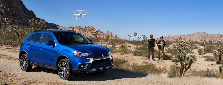 Build & Price the all new 2018 Mitsubishi Outlander Sport