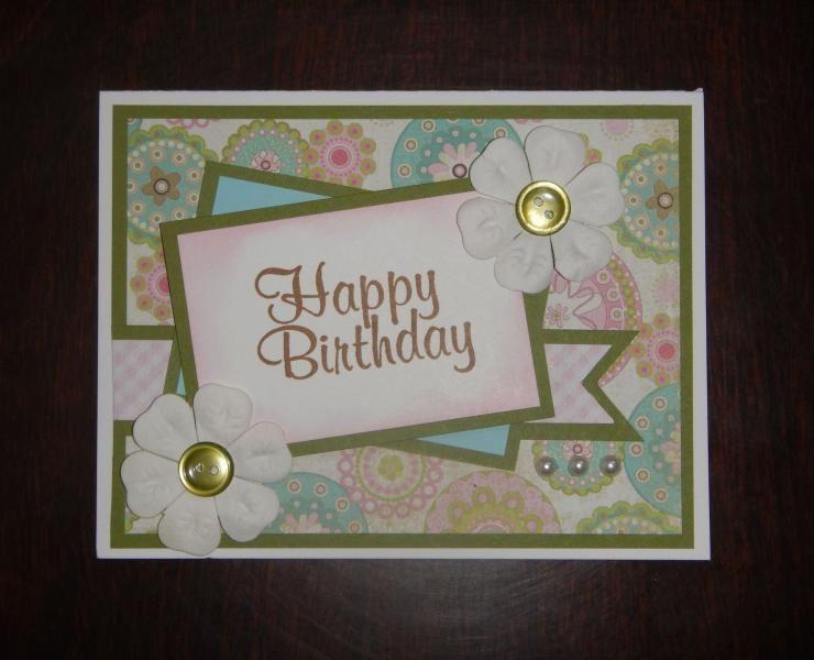 Shabby Birthday