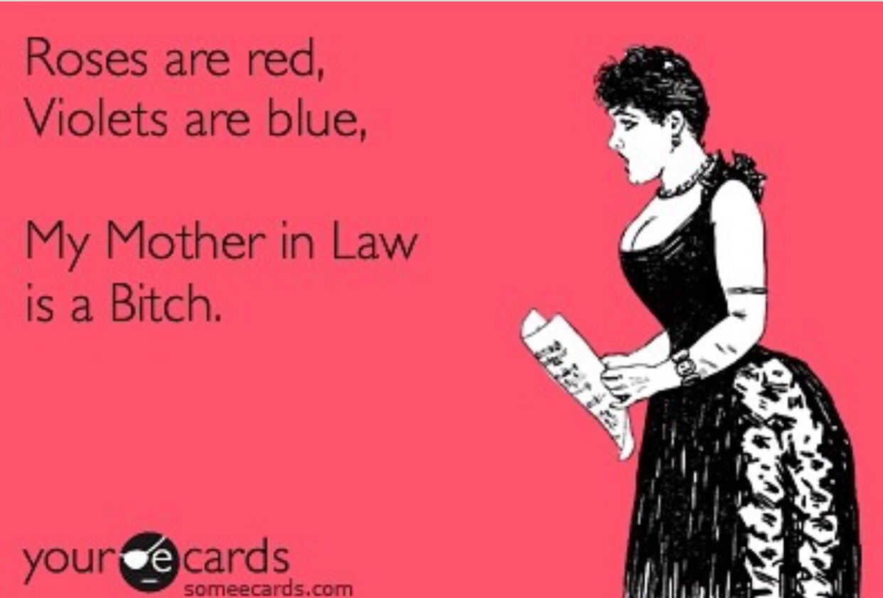 Pin By Patricia Vogel On Dasschicksalisteinmieserverrater Mother In Law Memes Mother In Law Quotes Sister In Law Quotes