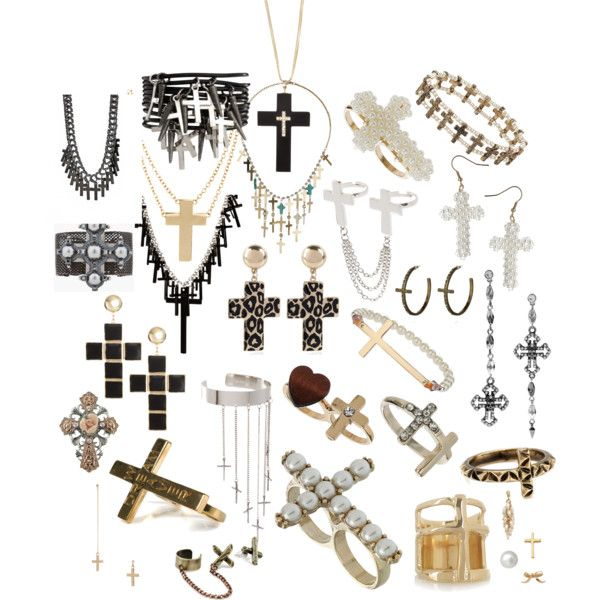 """Crossed My Heart"" by el7e on Polyvore"