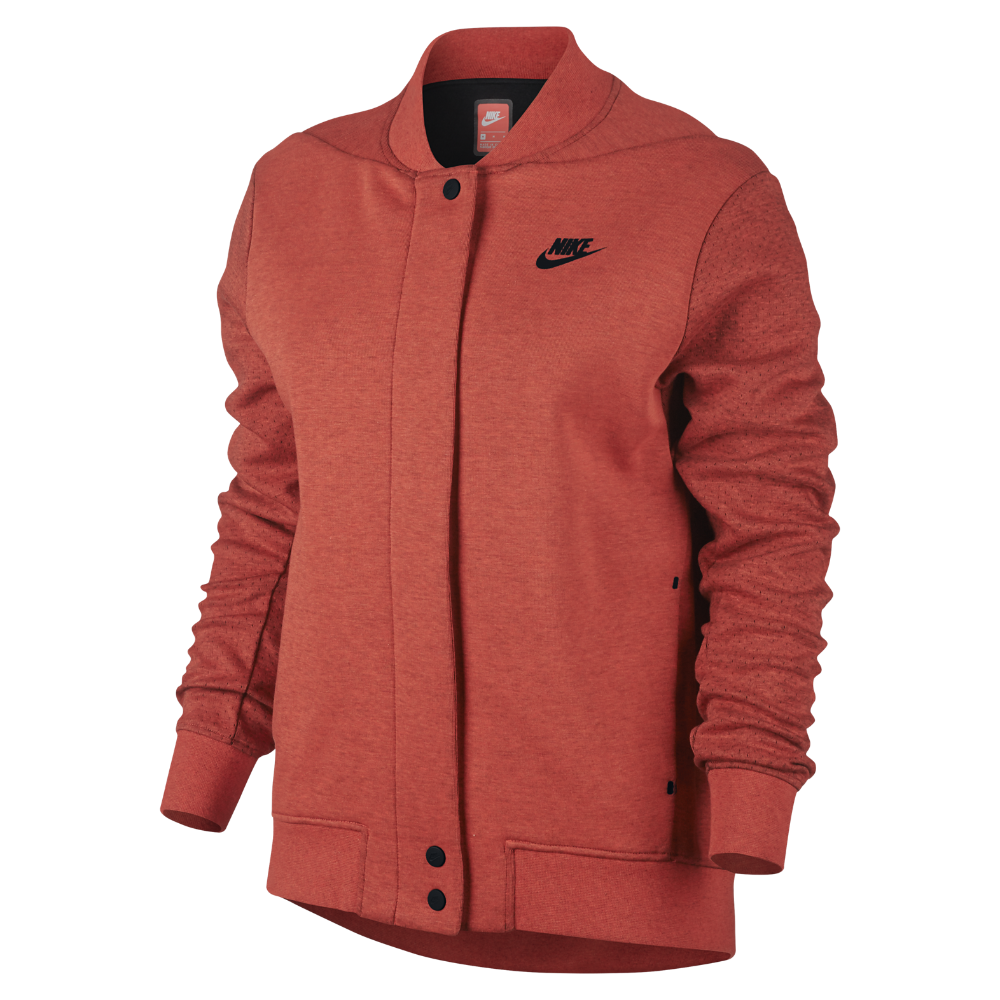 Nike Tech Fleece Destroyer Women's Jacket Size Medium