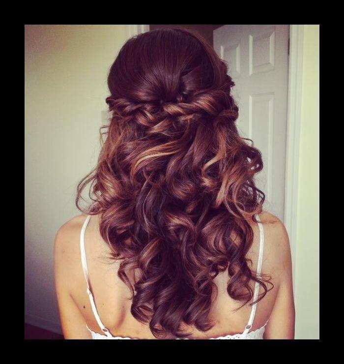 20 most flattering bridesmaid hairstyles  u2013 everafterguide  u2013 tekrari org   hair style trends