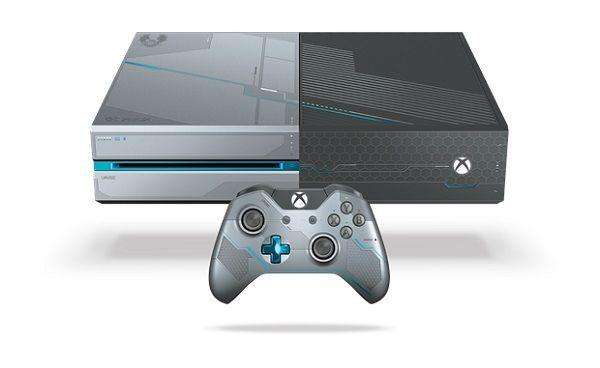 Gamescom 2015 Microsoft Announces Xbox One Halo 5 Guardians Limited Edition Bundle Xbox One Xbox One Bundle Xbox One Console