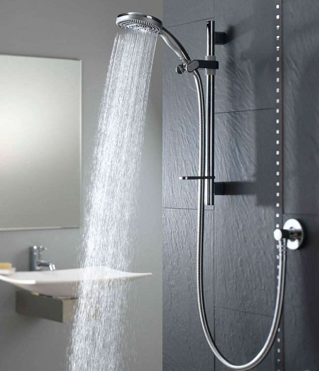 Shower are a way of water use because in the shower we use - Bath vs shower water usage ...