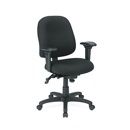 workpro 3000 series ergonomic custom fit fabric mid-back chair