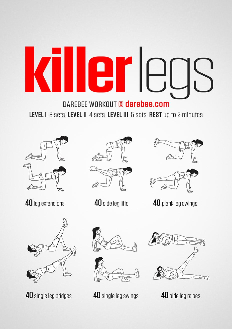 Killer Legs Workout