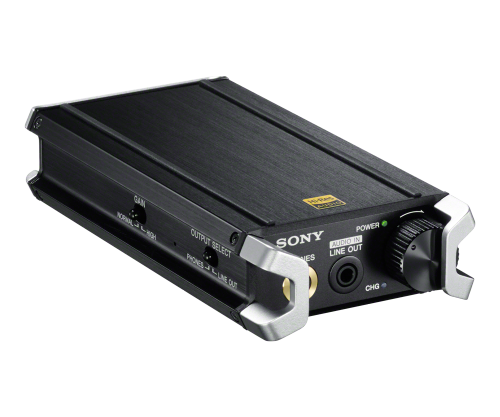 Portable Hi-Res DAC/Headphone Amplifier – PHA2 Review - Sony