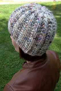 b0dcc466 Ravelry: F586 Mistake Rib Stitch Hat pattern by Vanessa Ewing ...