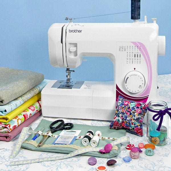 Sewing machine Brother XN 40 Starter set Sewing Machine Extraordinary Sewing Machine Starter Pack