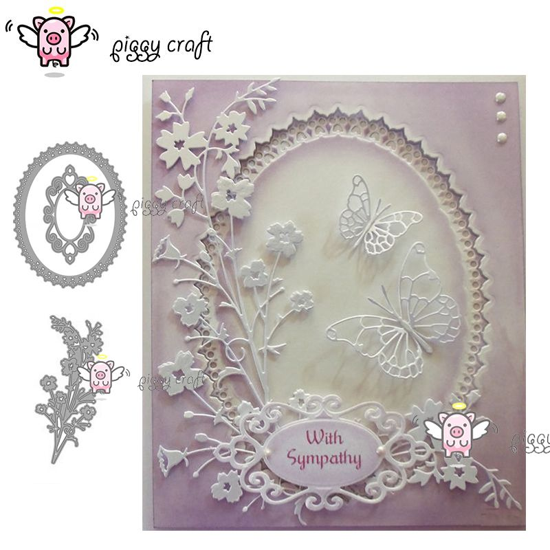 Flower Bird Metal Cutting Dies Stencil Scrapbooking Paper Card Embossing Craft