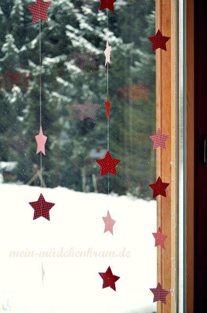 Sternenvorhang reloaded (D.I.Y.)
