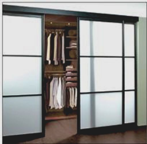 Portes coulissantes pour le dressing  placard dressing