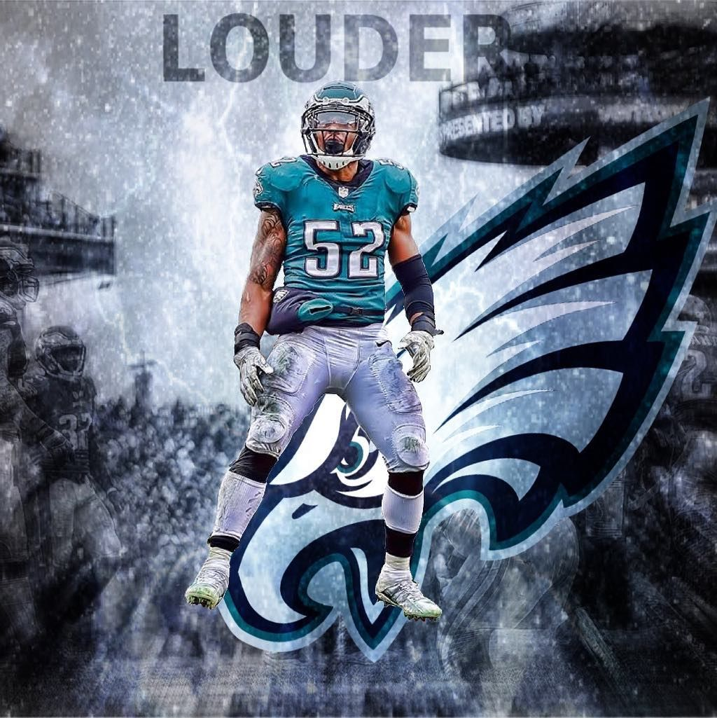 Eagles Or Patriots Comment Najee Goode 52 Eagles Phila Philadelphia Philadelphiaeagles W Superbowl52 P Philadelphia Eagles Eagles Eagles Super Bowl
