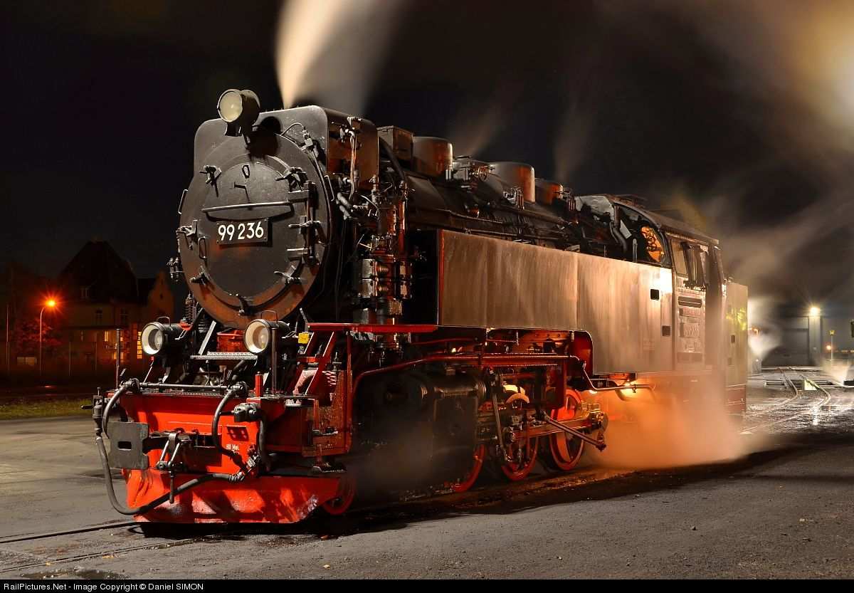 RailPictures.Net Photo: 99 236 Harzer Schmalspurbahnen Steam 2-10-2T at Brockenbahn, Germany by Daniel SIMON