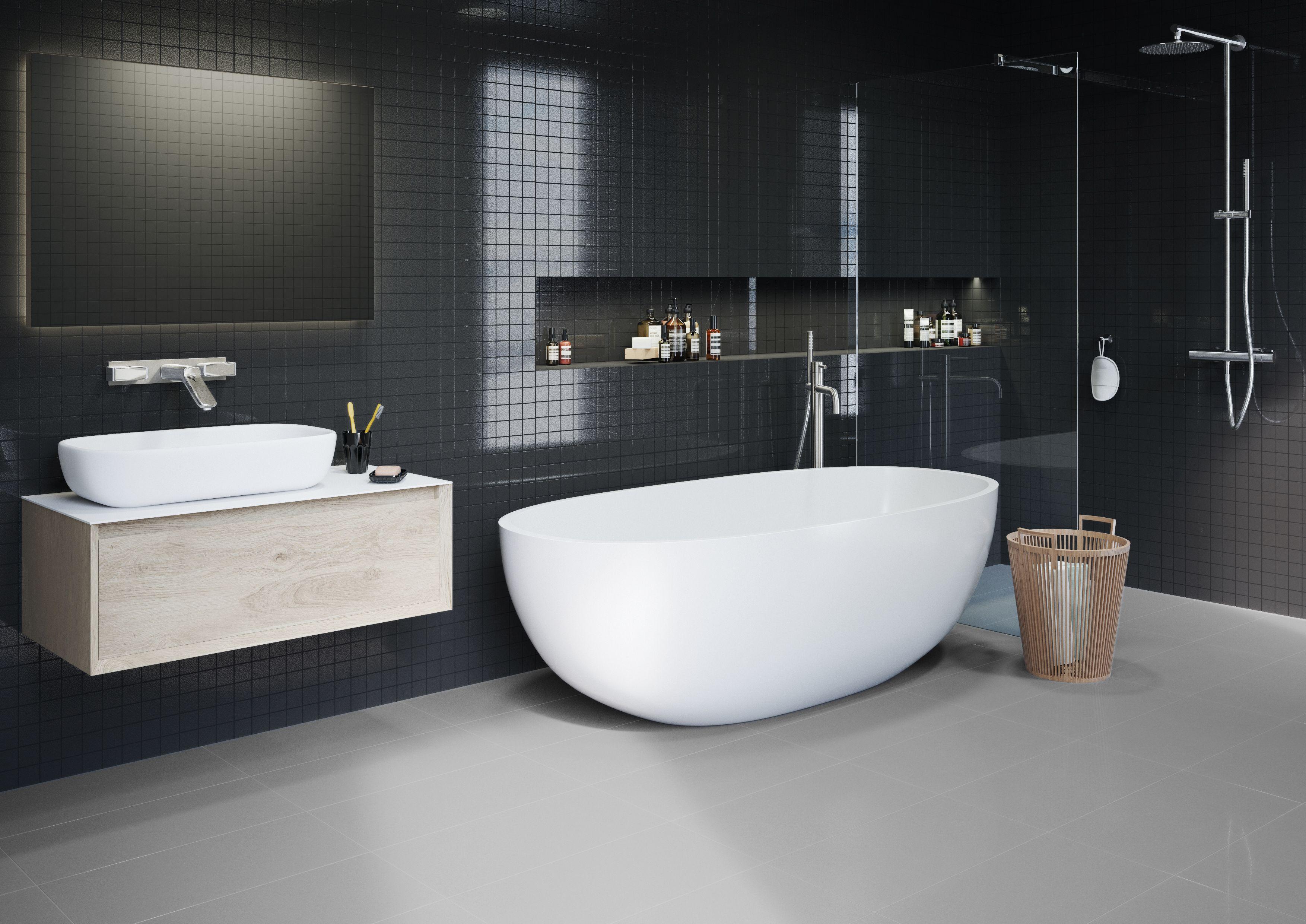 Fliesen Im Mosaik Stil Verzaubern Jedes Badezimmer Eine Vielfalt