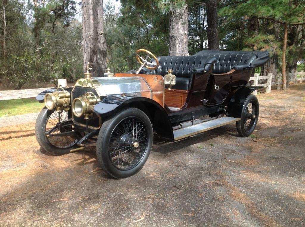 "Motor\'n News: OUTBACK MERCEDES: 105 YEAR OLD ""CAR OF KINGS ..."