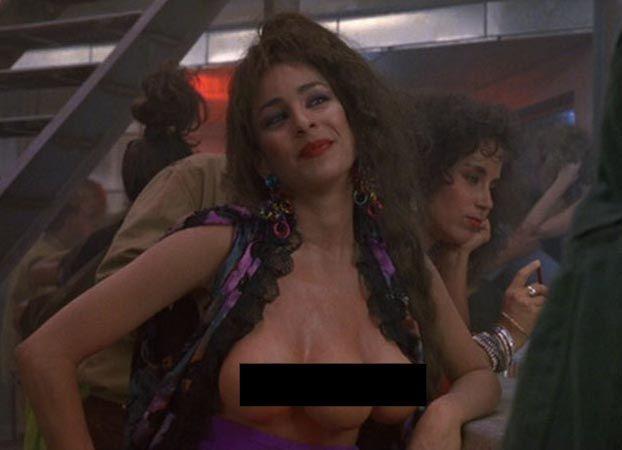 Resultado de imagen para total recall boobs