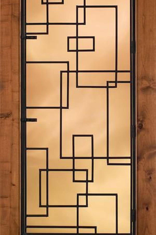 Window Grille Design Gate Line Parallel In 2020 Door Glass Design Steel Door Design Grill Door Design