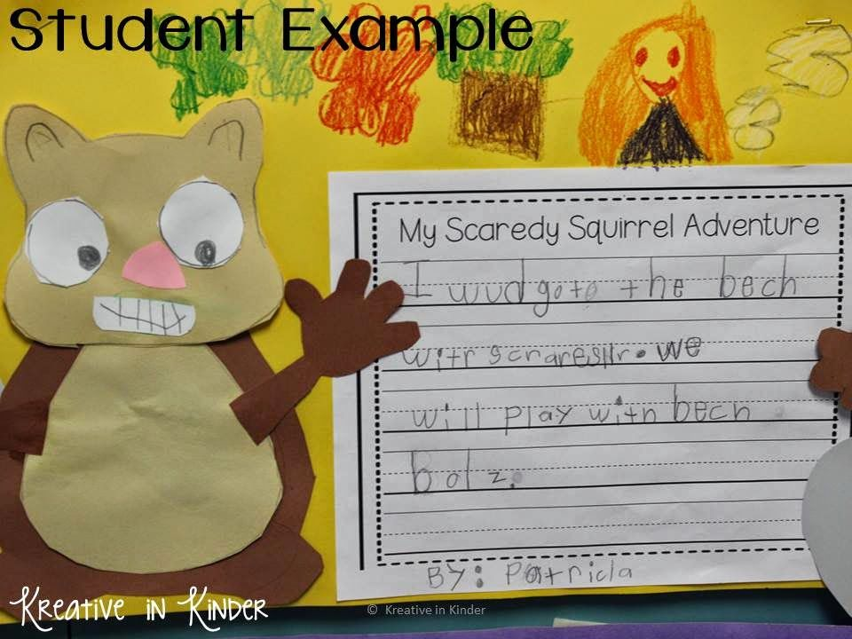 Scaredy Squirrel Social Studies  Unit Activities and a FREEBIE! - Kreative in Life