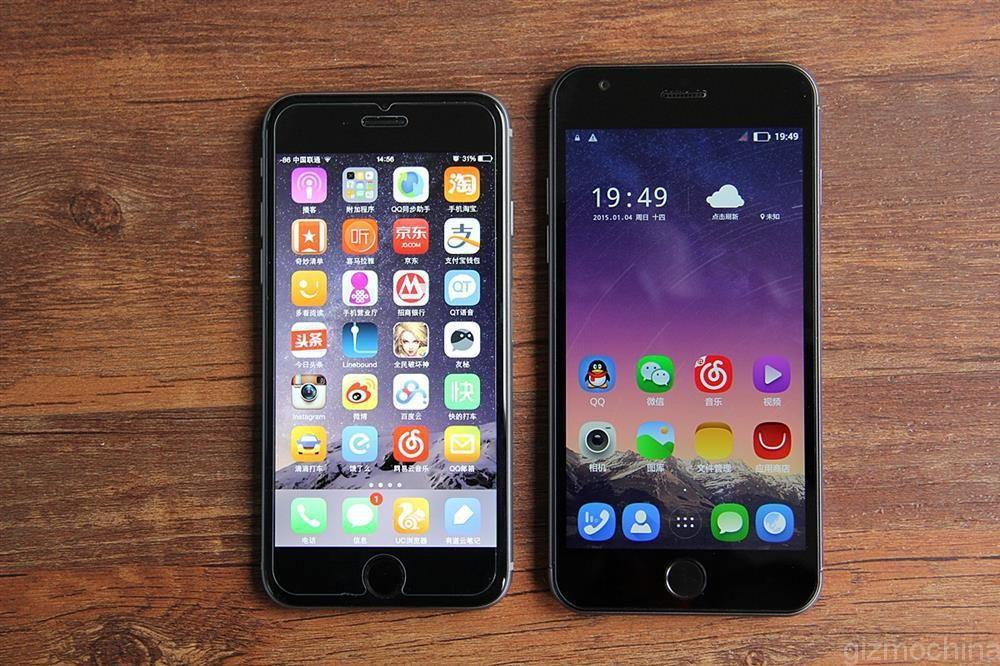 Dakele 3 le meilleur clone de liphone androchina iphone