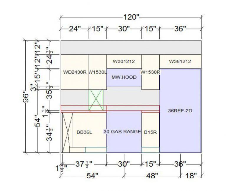 Image Result For Kitchen Drawer Dimensions Kitchen Cabinet